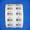 Self-adhesive clothes barcode label paper sticker
