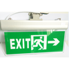 2015 two way install exit sign with best selling