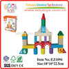 40pcs printing blocks hot toys for christmas 2015 , wholesale toy from china ,hot sale building block