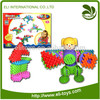 Education Plastic Toy Block 86pcs