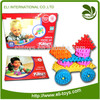 Educational toys plastic block