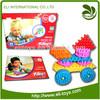 Educational toys plastic block