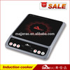 induction one burner electric cooktop made in china/electric induction cooker 2000W