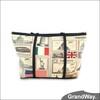 Fashion Shopping Bag Canvas Shopping Bag for Woman