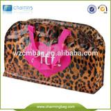 pp woven fabric zipper bag