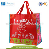 2014 new high quality woven shopping bag