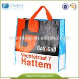 pp woven wholesale reusable cheap shopping bag