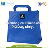 Zhejiang Recycle promotional pp non woven shopping bag