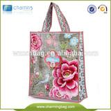 Wholesale reusable PP non woven shopping bag