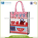 Fashion recyclable non woven bag