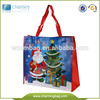 HOT SALE fabric Christmas gift non woven bag