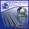 SUS316 stainless steel linear shaft g6 h6 high precision rust proof stainless tube high straightness