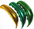 Coconut Leaves Foil Balloon Party Decoration Helium Balloons Wholesale