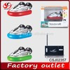 Hot sale Mini Hovercraft High Speed RC inflatable Boat for sale