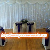 Hot Selling LED Wedding Curtain For Wedding Banquet