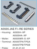 A0505 JAE FI-RE 0.5mm Pitch, HSG, Right Angle Wafer, SMT, Terminal, Replace JAE FI-RE31HL
