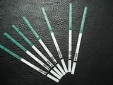 Medical Diagnostic HCG PREGNANCY TEST STRIP 2mm