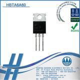 H BTA6A60 Insulated Type TRIAC 6A 600V SCR Thyristor suitable for lighting control TO-220