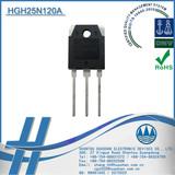HGH25N120A 1200V 25A Insulated Gate Bipolar Transistor TO-3P IGBT MOD Power Electronics Igbt