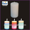 Wholesale LED paraffin wax pillar candles