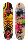 2014 hot sale new style canadian maple penny skateboard