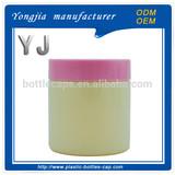 80 ml plastic round eye cream bottle for skin care