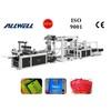 Non woven zipper bag making machine (AW-D700-800)