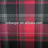 The Plaid Cotton Spandex Fabric