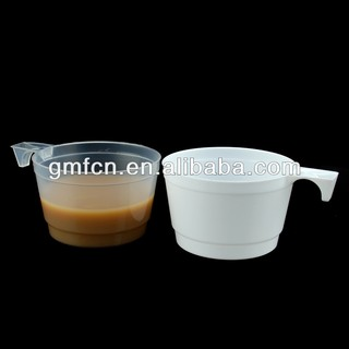 2014 factory manufacture most popular and newest use on the table in Middle East plastic coffee cup