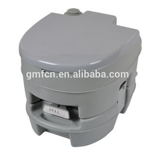 2014 Hot selling 10L12L 20Lwestern disabled flush hospital marine mobile wc camping outdoor portable chemical toilet