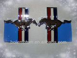 FORD MUSTANG car grill badges