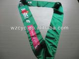 satin scarf for celebration