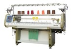 Hot selling and popular flat bed knitting machine