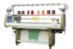 Hot selling and popular 9G gauge flat knitting machine