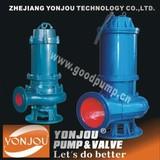 QW electric submersible sewage pump