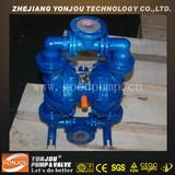 QBY PTFE TEFLON F46 Lining Anti-corrosion Diaphragm Pump