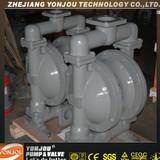 QBY SS Chemical Resistant Diaphragm Pump with PTFE Diaphragm