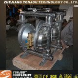 QBY Self Priming Pneumatic Conveying Double Diaphragm Pump for Strong Acid