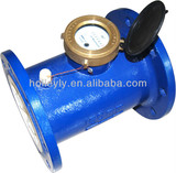 Horizontal Woltman Dry Dial Cold Water Meter