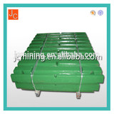 steel jaw plate high manganese jaw plate steel jaw plate in jinhua