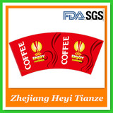 Customized Pe Coated Paper Cups With Lids