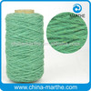 0.5s/4ply cotton and polyester mop yarn / colorfll mop yarn