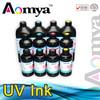 Aomya LED UV ink for Epson DX5/6/7, printing for hard & soft material UV ink