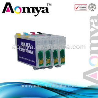 High quality refill ink cartridge T1631-T1634 for Epson Workforce WF-2010W