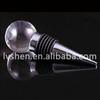 Crystal ball shape decanter stopper