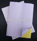 A4 Self Adhesive Blank Label Paper