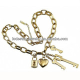 Fashionable lady's custom design 316l Stainless Steel Jewelry wholesale Factory LB3351