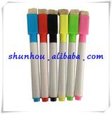 Whiteboard Marker with Eraser and Magnet / Dry Eraser Marker Pen