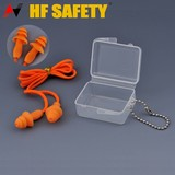 easy grip handle silicone earplugs personal protective equipment