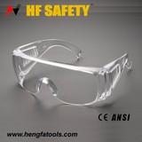 ANSI approval safety polycarbonate glasses